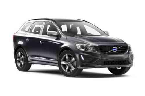 Volvo Xc60  T5 R-design Auto Awd 2.0 Petrol