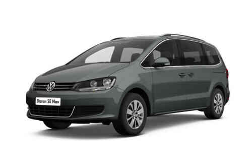 Volkswagen Sharan  Tdi Cr Bmt S 2.0 Diesel