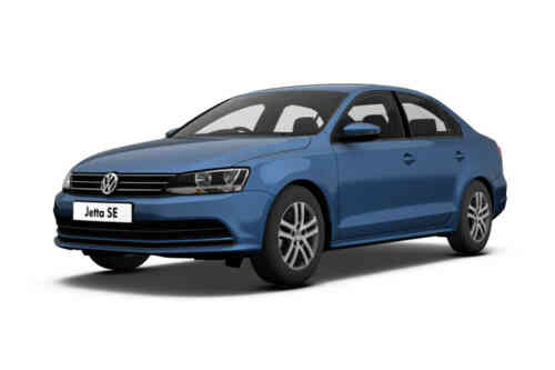 Volkswagen Jetta 4 Door Saloon  Tsi Se 1.4 Petrol
