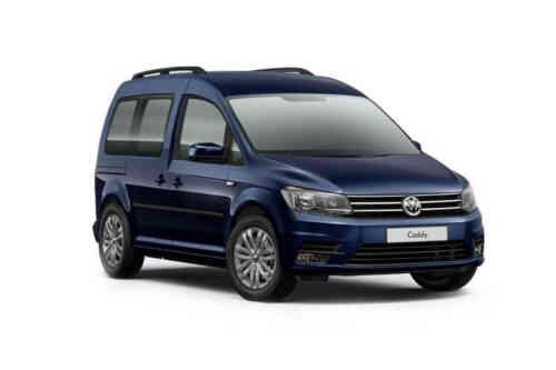 Volkswagen Caddy Life  Tdi Bmt 2.0 Diesel