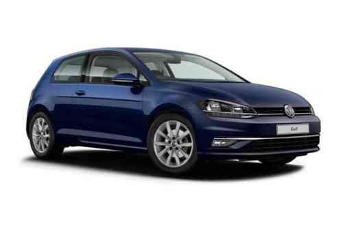 Volkswagen Golf 3 Door Hatch  Tsi 5speed S 1.0 Petrol