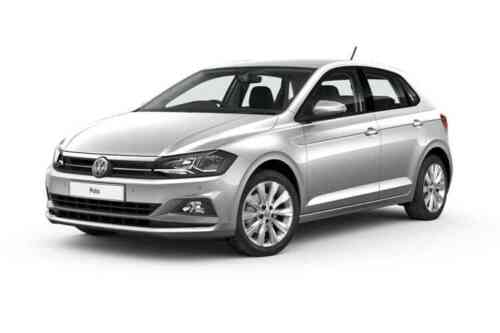 Volkswagen Polo 5 Door Hatch  5speed S 1.0 Petrol