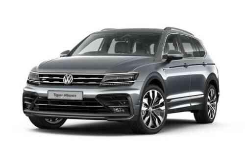 Volkswagen Tiguan Allspace  Tdi Se Nav 4motion 2.0 Diesel