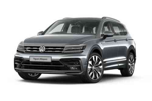 Volkswagen Tiguan Allspace  Tdi Sel 4motion 2.0 Diesel