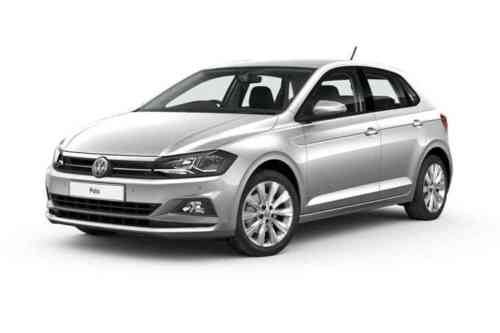 Volkswagen Polo 5 Door Hatch  Tsi 5speed Se Tech Edition 1.0 Petrol