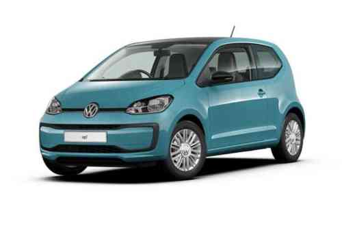 Volkswagen Up 3 Door Hatch  Move Up  1.0 Petrol