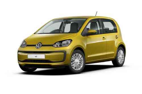 Volkswagen Up 5 Door Hatch  Move Up  1.0 Petrol