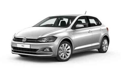 Volkswagen Polo 5 Door Hatch  Evo 6speed Match 1.0 Petrol