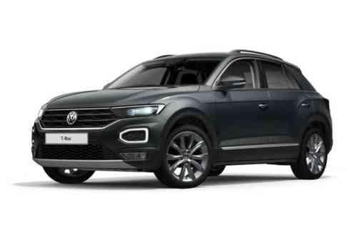 Volkswagen T-roc Hatch  Tdi Sel 2.0 Diesel