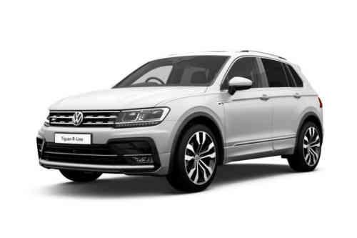 Volkswagen Tiguan  Evo Tsi R Line Tech Dsg7 1.5 Petrol