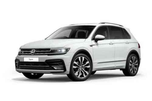 Volkswagen Tiguan  Evo Tsi Sel Dsg7 1.5 Petrol