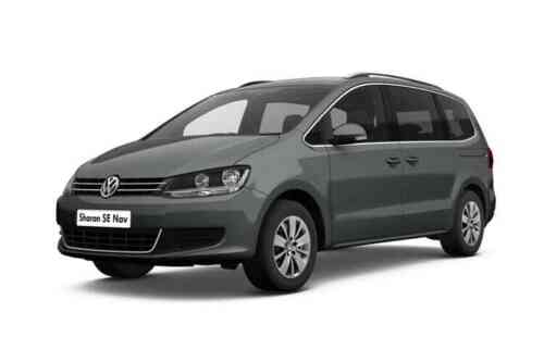 Volkswagen Sharan  Tdi Scr Sel Bluemotion 2.0 Diesel