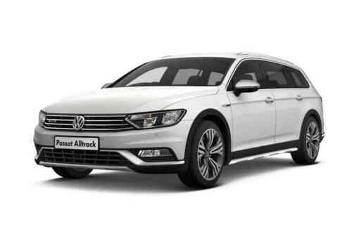 Volkswagen Passat Alltrack Estate  Tdi Dsg 4motion 2.0 Diesel