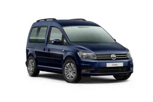 Volkswagen Caddy Maxi Life C20  Tdi Dsg 2.0 Diesel