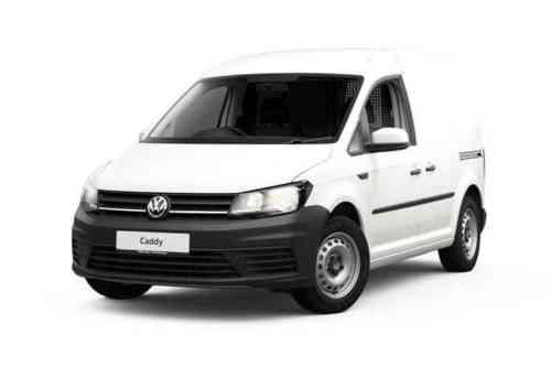 Volkswagen Caddy Van  Tdi C Startline Bmt 2.0 Diesel