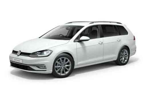 Volkswagen Golf Estate  Tsi 6speed Match Edition 1.0 Petrol
