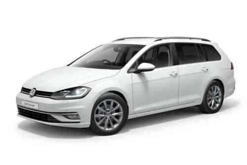 Volkswagen Golf Estate  Evo Tsi Match Edition Dsg7 1.5 Petrol