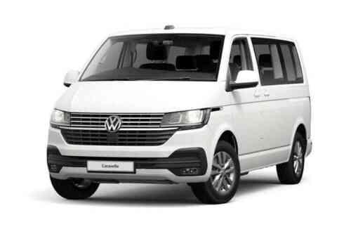 Volkswagen Caravelle Swb  Tdi Se Dsg 2.0 Diesel