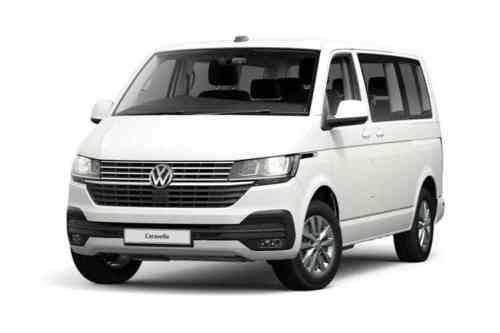 Volkswagen Caravelle Swb  Tdi Executive Dsg 2.0 Diesel