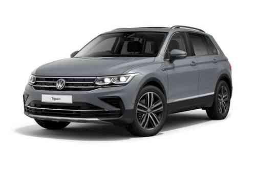 Volkswagen Tiguan  Tsi Elegance Dsg7 1.5 Petrol