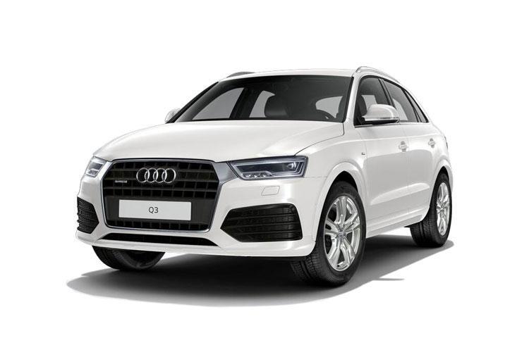 Audi Q3 Suv Tdi Quattro Sport 2 0 Diesel | Vantage Leasing