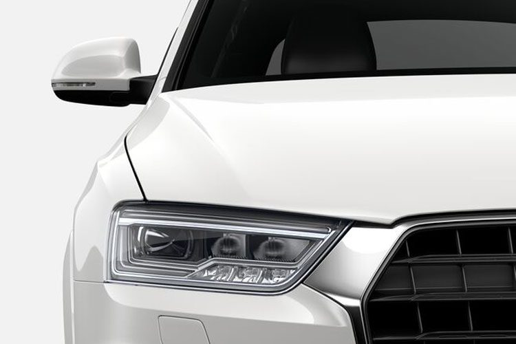 Audi Q3 Suv Tfsi Quattro Black Edition S Tronic 2 0 Petrol