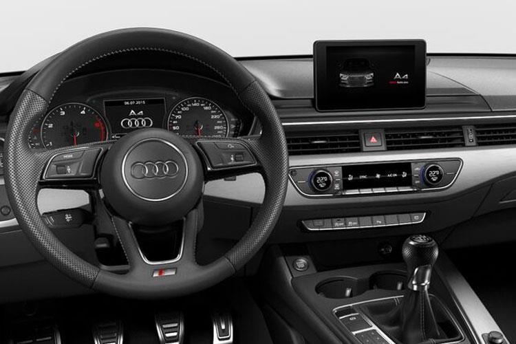 Audi A4 Avant Tdi Black Edition 20 Diesel Vantage Leasing