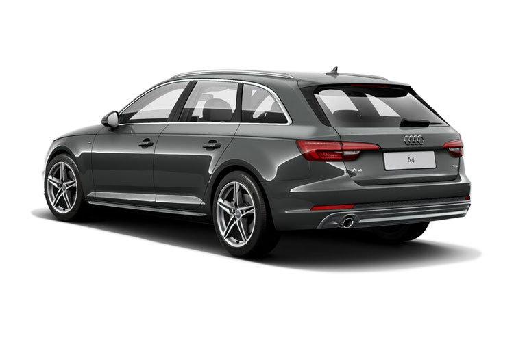Audi A4 Avant 35 Tfsi 150ps Black Edition Petrol Vantage Leasing