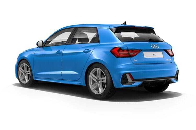 Audi A1 5 Door Sportback 30 Tfsi 116 Se S Tronic