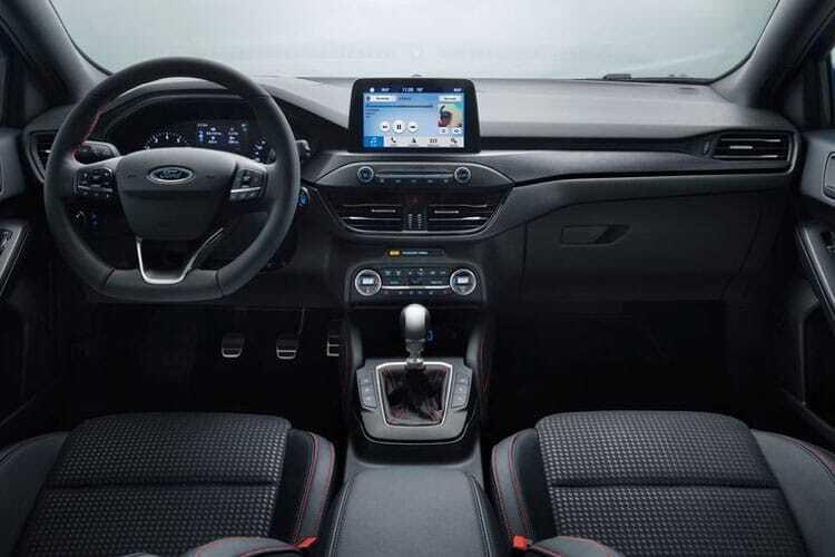 Ford Focus Hatch Tdci St Line X 1 5 Diesel Vantage Leasing