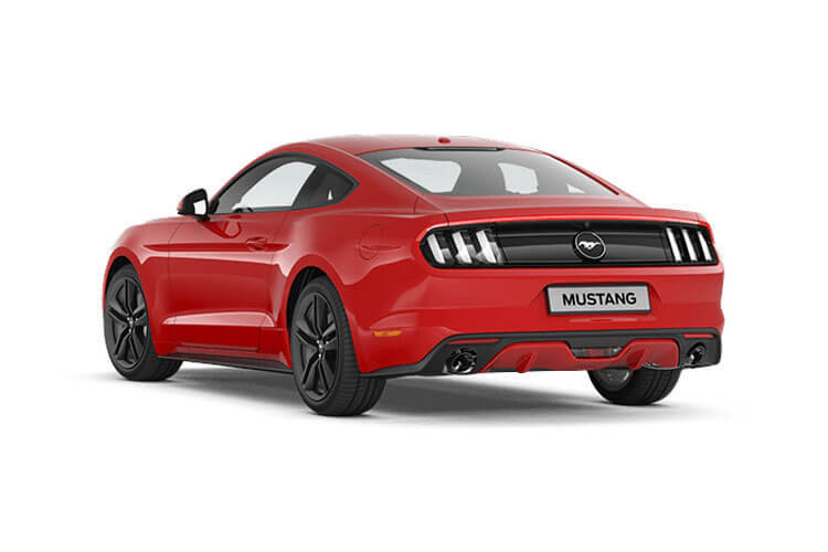 Ford Mustang Convertible Ecoboost 2 3 Petrol