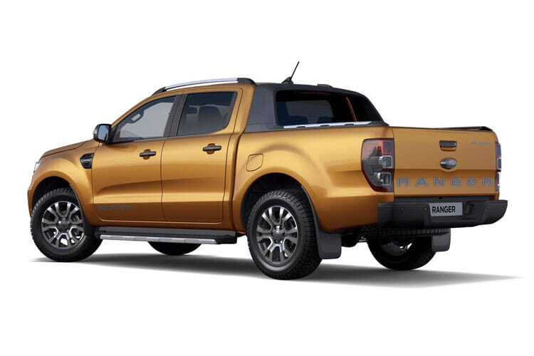 Ford Ranger Pick Up Tdci Double Cab Wildtrak X Auto 3 2 Diesel