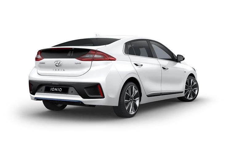 Hyundai Ioniq Hatch Gdi Plug In Hybrid Premium Dct 1 6 Petrol