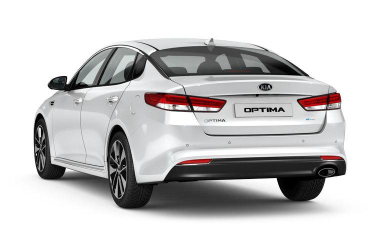 Kia Optima Gdi Phev Auto 2 0 Plug In Hybrid Petrol