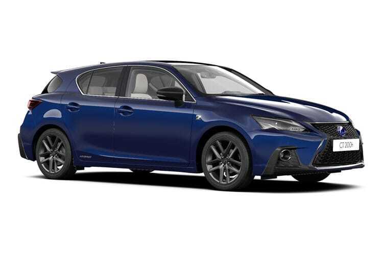 Lexus Ct 200h 5 Door F Sport Tai E Cvt 1 8 Hybrid Petrol