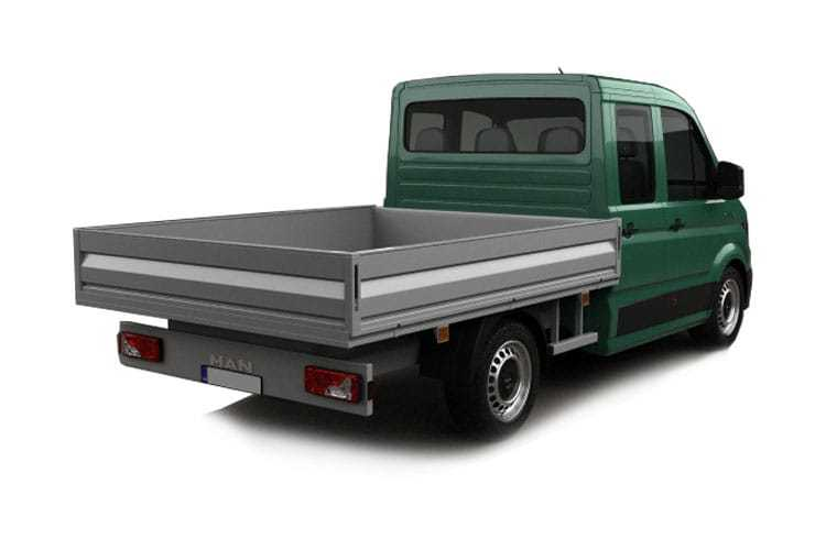 Man Truck And Bus Uk Tge Chassis Cab 3 Turbo 4x2f 2 0 Diesel