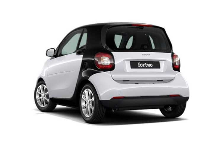 Smart Fortwo 2 Door Coupe Electric Drive Prime Premium Plus Auto