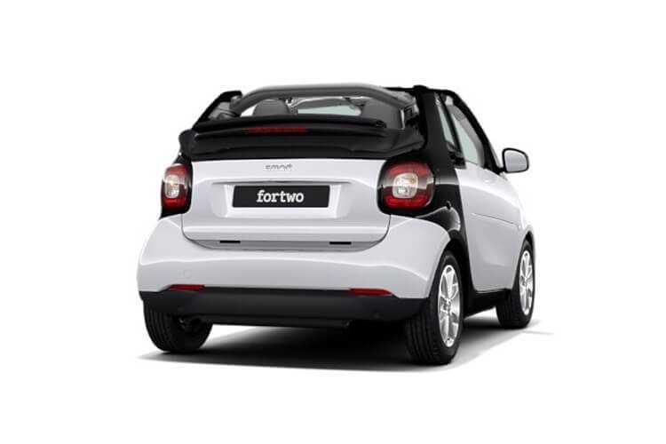 Smart Fortwo 2 Door Cabriolet Electric Drive Prime Premium Auto