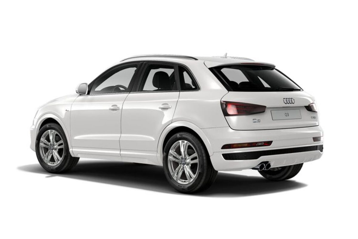 audi q3 suv tfsi quattro s line edition s tronic 2 0. Black Bedroom Furniture Sets. Home Design Ideas