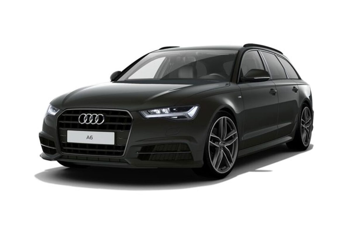 audi a6 avant tdi quattro black edition tech pack s tronic 2 0 diesel vantage leasing. Black Bedroom Furniture Sets. Home Design Ideas