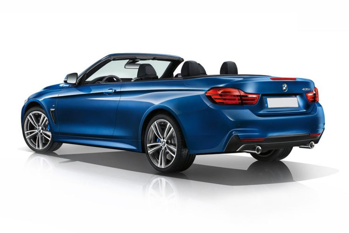 bmw 435d convertible 2 door xdrive m sport auto 3 0 diesel vantage leasing. Black Bedroom Furniture Sets. Home Design Ideas