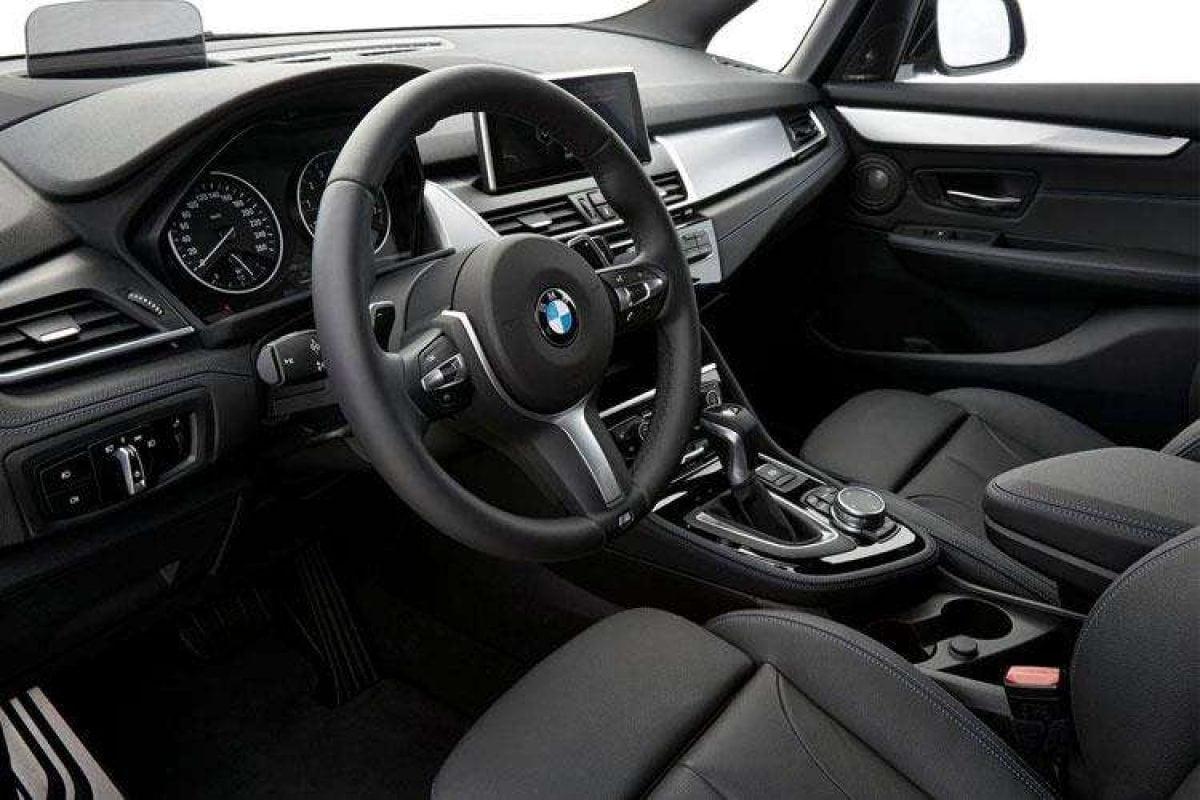 bmw 218i 5 door gran tourer m sport auto 1 5 petrol vantage leasing. Black Bedroom Furniture Sets. Home Design Ideas