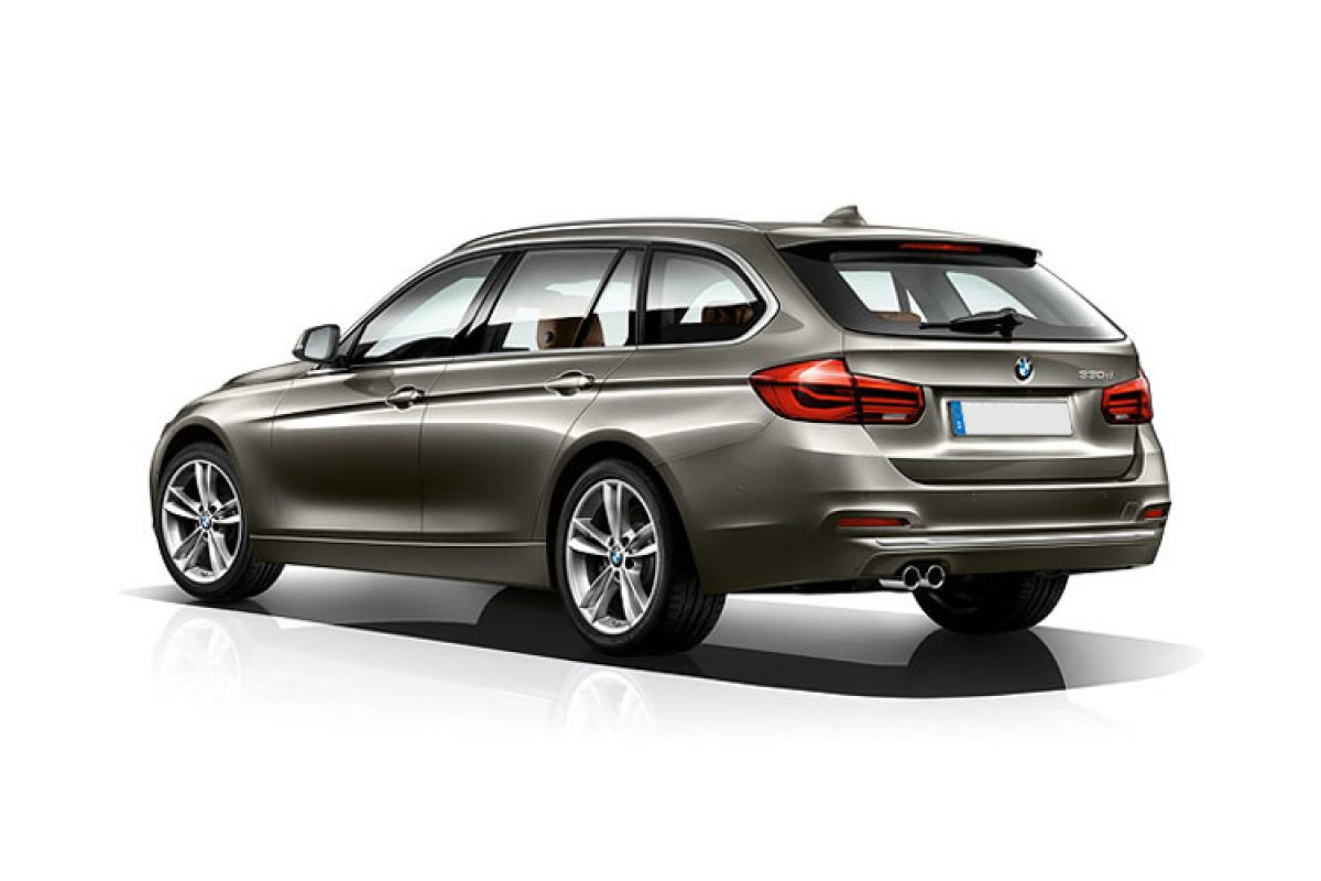 Billedresultat for BMW 320d Touring Efficient Dynamics