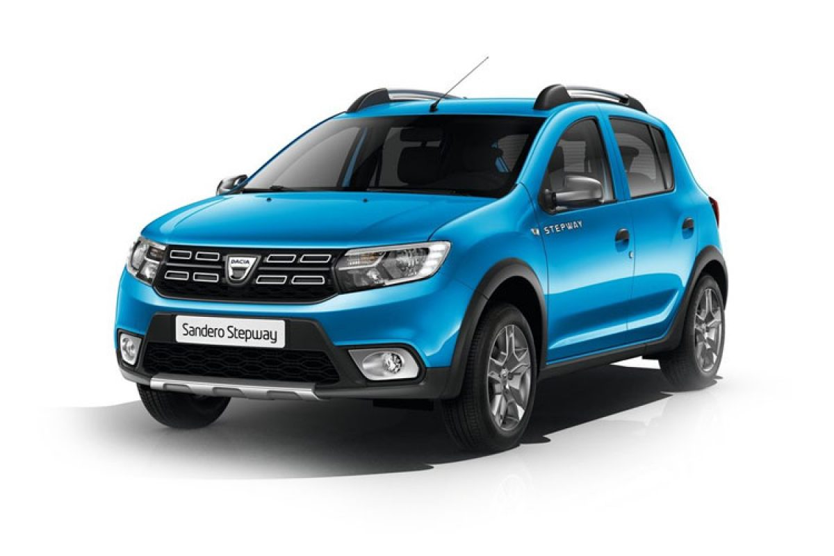 dacia sandero stepway 5 door dci laureate 1 5 diesel vantage leasing. Black Bedroom Furniture Sets. Home Design Ideas