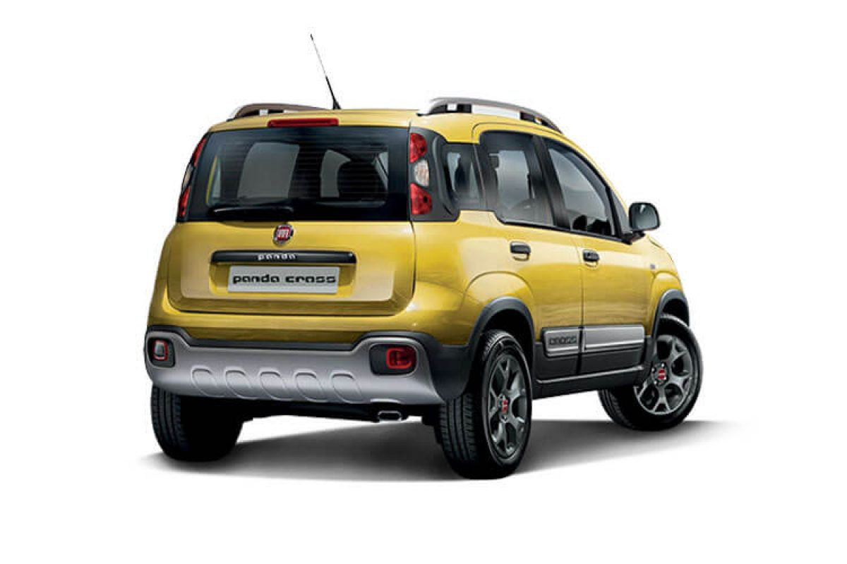 fiat panda cross 5 door hatch multijet 1 3 diesel vantage leasing. Black Bedroom Furniture Sets. Home Design Ideas