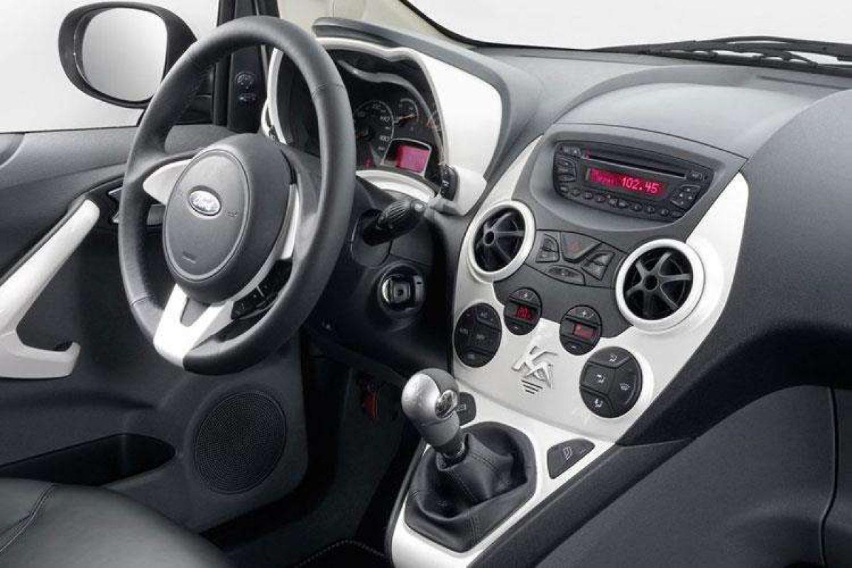 Ford Ka  Door Hatch Studio   Petrol