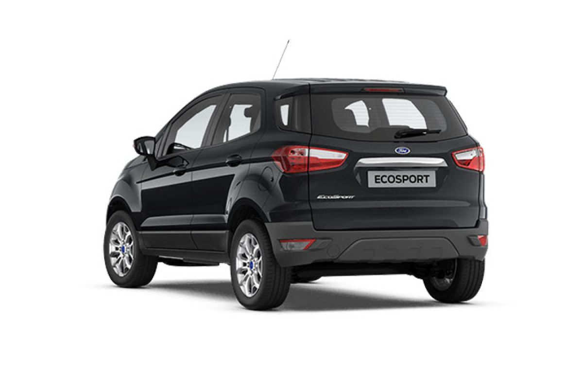 ford ecosport 5 door hatch titanium powershift 1 5 petrol. Black Bedroom Furniture Sets. Home Design Ideas