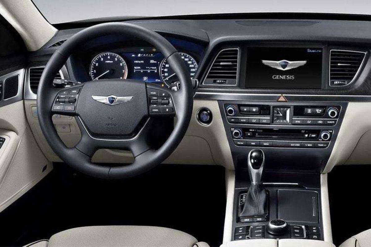 Hyundai Genesis 4 Door Saloon Gdi Auto 3.8 Petrol