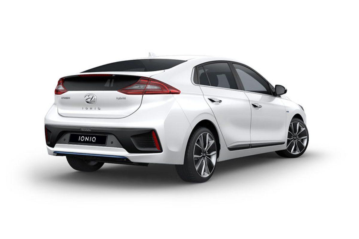 Hyundai Ioniq Hatch 28kwh Electric Premium Se Electric ...