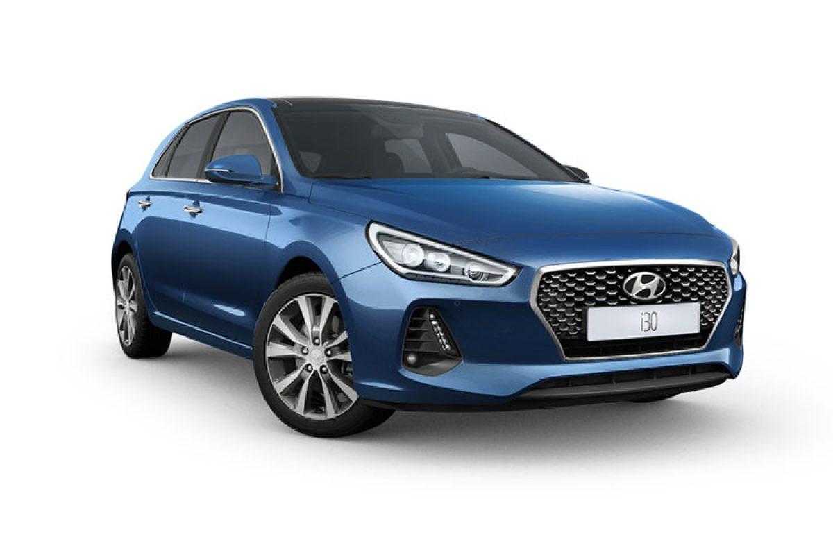 hyundai i30 5 door hatch t gdi se nav blue drive 1 4 petrol vantage leasing. Black Bedroom Furniture Sets. Home Design Ideas